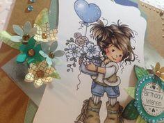 Handmade Card Birthday Card Greetings card by HandmadeLCreations