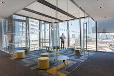 A Look Inside Tabcorp's New London Office - Officelovin'