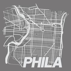 Phila Grid | #Aphillyated #Philly
