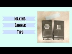 Quick Crafting Tip - How to create perfect banner tips.   Stampin' Up!, Hexagon, square, punch, paper snips, Banners collection framelits, Sizzix, Big Shot, card, paper, scrapbook, craft, rubber, stamps, www.lisasstampstudio.com