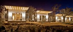 """2 LINKS ~""""Bestie' Row"""" Llano, TX ~ 4 Tiny Houses of Life Long Friends ~ http://lightersideofrealestate.com/real-estate-life/cool-stuff/tiny-house-bestie-row"""
