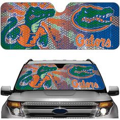Florida NCAA Auto Sunshade