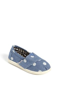 TOMS 'Marley - Tiny' Slip-On (Baby, Walker & Toddler) | Nordstrom