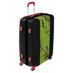 Beautiful Ruby Red Dahlia Fractal Lotus Flower Luggage - diy cyo personalize design idea new special Light Luggage, Kids Luggage, Luggage Suitcase, Custom Luggage, Vintage Luggage, Personalized Luggage, Dahlia, Lotus
