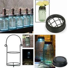 Smart Accessories Make Classic Mason Jars Even More Useful