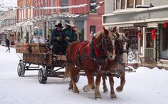 America's Best Christmas Markets: Georgetown Christmas Market, Colorado