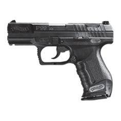 """Walther P99 AS, Semi-automatic, 9mm, 2796325, 723364200090, 4"""" Barrel"""