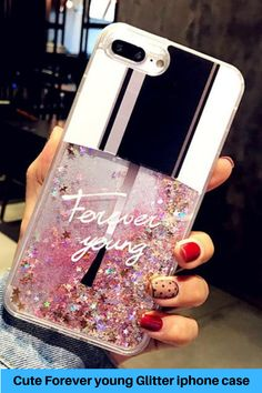 Pink iPhone 8 Liquid Glitter Hard Case - Sparkle Iphone Plus Case - Ideas of Sparkle Iphone Plus Case - Pink iPhone 8 Liquid Glitter Hard Case Iphone 6 S Plus, Iphone 8, Apple Iphone, Silicone Iphone Cases, Pink Iphone, Iphone 6 Plus Case, Coque Iphone, Free Iphone, Flamingo Phone Case