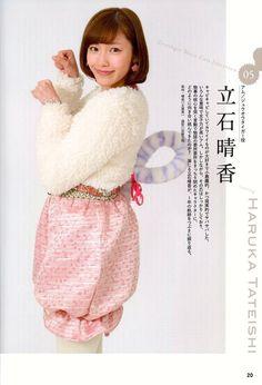 立石晴香はとても綺麗で、可愛い女性ですね!
