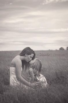 Mommy and me hay field session