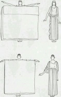 2 ways to make an easy eloquent toga. 2 ways to make an easy eloquent [& The post 2 ways to make an easy eloquent toga. appeared first on Trending Hair styles. Toge Romaine, Diy Costumes, Roman Costumes, Toga Costume Diy, Greek Costumes, Goddess Halloween Costume, Costume Ideas, Greek Dress, Greek Toga