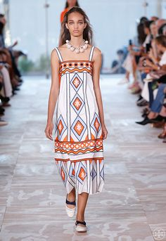 Tory Burch Spring/Summer 2017