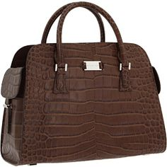 In a heartbeat. Michael Kors Gia Satchel purse