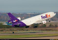 FedEx Federal Express - McDonnell Douglas DC-10