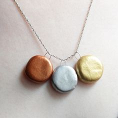 Olympic medal necklace