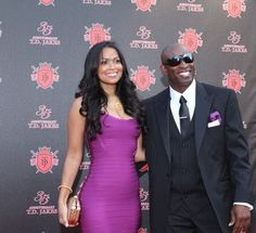 Deion Sanders & Tracey Edmonds Working on Reality Show Focusing on His Divorce