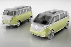 Buzz néven érkezett a Volkswagen újabb önvezető tanulmánya galériája - Autónavigátor.hu