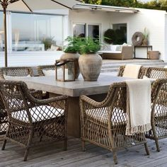 Ida-Marie - Inredning, Mode & Livsstil While age-old in idea, this pergola have been suffering Outdoor Dining Chairs, Outdoor Rooms, Outdoor Living, Outdoor Furniture Sets, Outdoor Decor, Outdoor Shelters, Furniture Collection, Living Spaces, Home Decor