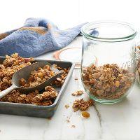 PANERA BREAD'S RECIPE: Homemade Granola