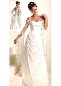 best place for shopping cheap plus size wedding dresses with sleeves!cheap,quality,custom cheap plus size wedding dresses with sleeves up to US size 74 Ball Dresses, Bridal Dresses, Wedding Gowns, Ball Gowns, Prom Dresses, Dress Prom, Modest Wedding, Trendy Wedding, Elven Wedding Dress