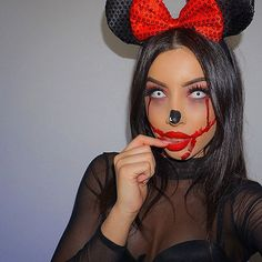 Evil Minnie Mouse Tutorial and product details last post