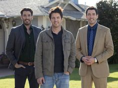 Now: All Grown Up in The Scott Brothers: Then and Now from HGTV