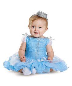 Look what I found on #zulily! Disney Princess Cinderella Prestige Dress-Up Set - Infant #zulilyfinds