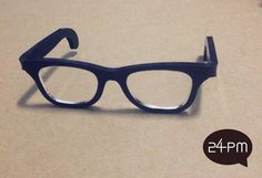 Nerd glassesBest Selling by 24PM on Etsy, ฿415.34