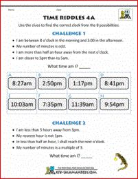 24 hour clock worksheets sheet 1. Convert times between 12 and 24 ...