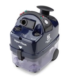 """Steam Cleaner AND a Vacuum AND Injection with Continuous fill! Virtually unmatched and unchallenged, the Vapor Clean Desiderio """"all in one"""" Steam Cleaner is limited only by your imagination."""