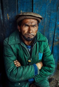 Kashmir Photography By Steve McCurry