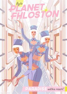 Fhloston Air | Kali Ciesemier