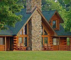 Chimenea de piedra, fachada, altura y dimensiones del techo