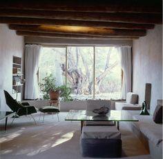 The Georgia O'Keeffe home & studiovia artistshomes