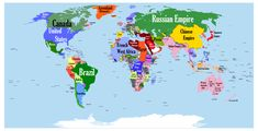 World map made of flags 1914 pinterest flags the world in 1900 gumiabroncs Gallery
