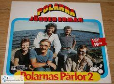 #Polarna#Jörgen#Edman#Polarnas#Pärlor#2# Vinyl
