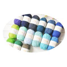 50% off on August 25!!!!!!!!!!!!  1 PC Crochet Hook+Cotton Yarn Knitting Yarn For Hand Knitting Yarns Free Shipping DIY Granny Square,High Quality Yarn from Mini's Crochet & Knit Yarn Store on Aliexpress.com
