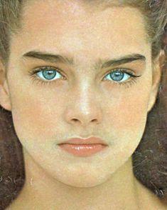 Brooke Shields Blue Lagoon, Brooke Shields Young, Vaquera Sexy, Camila, Celebs, Celebrities, Classic Beauty, Aesthetic Girl, True Beauty