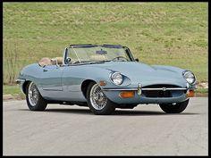 1970 Jaguar E-Type Convertible JCNA National Champion presented as lot F93 at Monterey, CA 2012 - image1