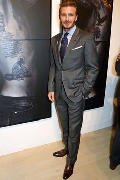 Style Icon - David Beckham Follow MenStyle1.com... | MenStyle1- Men's Style Blog