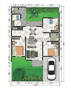 Indian house design interiors living rooms 25 ideas for 2019 Indian House Plans, My House Plans, Small House Plans, House Floor Plans, Small House Layout, House Layouts, Village House Design, House Map, Indian Homes