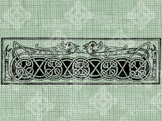 Download Celtic Knot Animal Design Irish St Patricks Day, Border ...