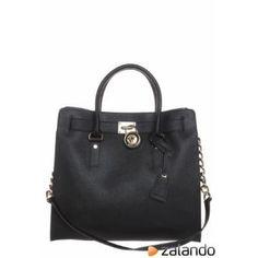 MICHAEL Michael Kors Handbag black #accessories #michaelkors #women #designer #covetme