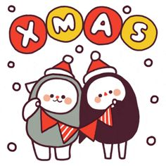Snoopy Christmas, Christmas And New Year, Emoticon, Funny Things, Cute, Gifs, Kawaii, Sayings, Amazing