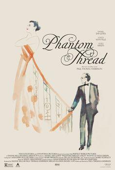 Phantom Thread poster 2017
