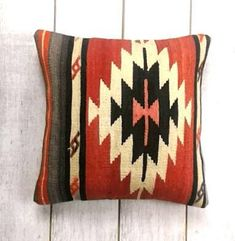 Kilim pillow vintage pillow turkish kilim pillow