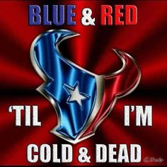 My favorite football team is Houston Texans