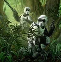 Scout trooper GH by Urbach