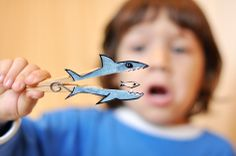 your kids make an adorable shark toy using a clothespin. Let your kids make an adorable shark toy using a clothespin. Craft Activities For Kids, Projects For Kids, Diy For Kids, Cool Kids, Crafts For Kids, Craft Ideas, Diy Ideas, Craft Projects, Shark Craft