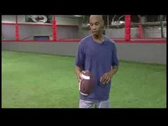 Football Training Tips : How to Throw a Football Better